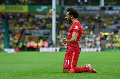 NBA legend LeBron James applauds Mo Salah for Liverpool milestone