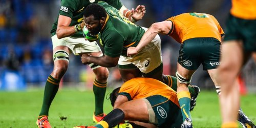 Springboks forced into injury changes, Cheslin Kolbe misses out