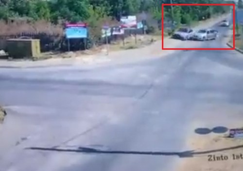 Watch: Quick-thinking driver gives hijackers the slip in Johannesburg