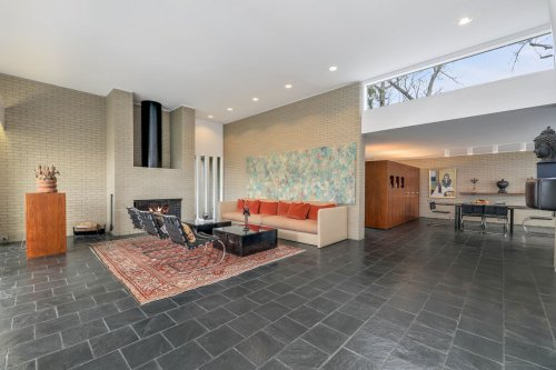 The New Jersey home Richard Meier designed for his parents is for sale