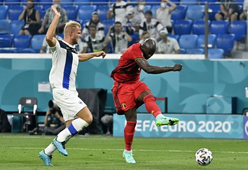 Lukaku Delivers Again As Belgium March On, All That's Missing Is The Recognition
