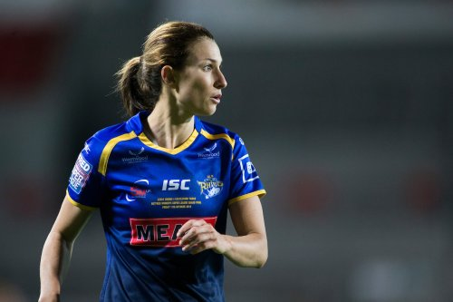 Leeds Rhinos' Winfield-Hill Excited For Women's Super League Return After 18 Months Away