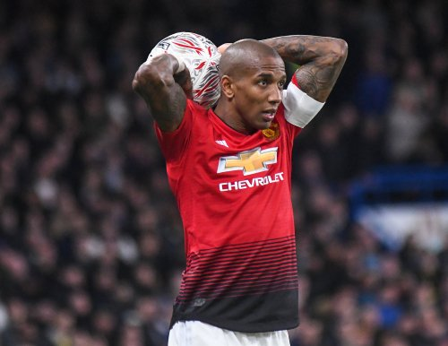 5 Managers, 5 Trophies And 7 Positions: Ashley Young Returns To Old Trafford