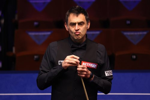 A Chilly Ronnie O'Sullivan Turns Up The Heat At The World Snooker Championship
