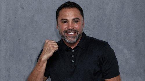 De La Hoya In ''Talks'' With Eddie Alvarez, Five Boxing Stories You Might Have Missed