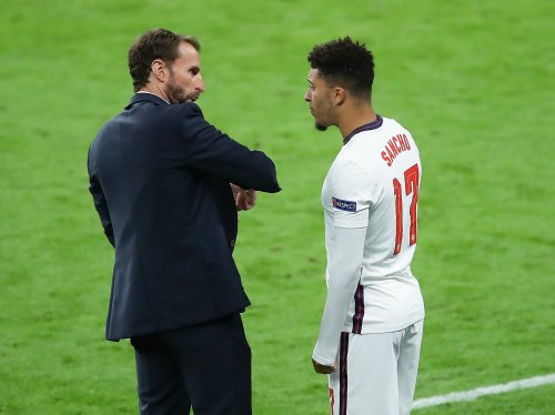 Why Doesn't Jadon Sancho Start For England At Euro 2020?