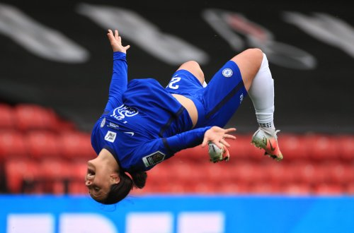 Man City v Chelsea: 'Yin And Yang' Kirby And Kerr Are Taking The WSL By Storm