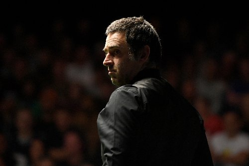 Walker The Talker: Reigning Champion Ronnie O'Sullivan Out To Defend His Crown