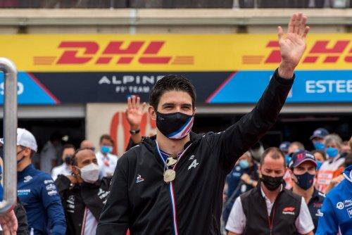 Ocon Lands Shock Hungary Grand Prix Win As Hamilton Takes Lead In Title Race