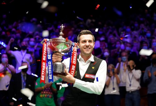 World Champion Mark Selby Delighted As Leicester Lands Ranking Event