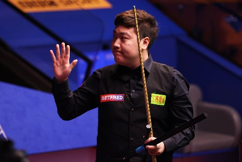 'Yan The Man' Off To A Flier In Bid To Become Youngest Ever World Champion