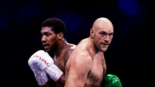 Tyson Fury And Anthony Joshua Agree To Fight In Saudi Arabia, Claim Reports