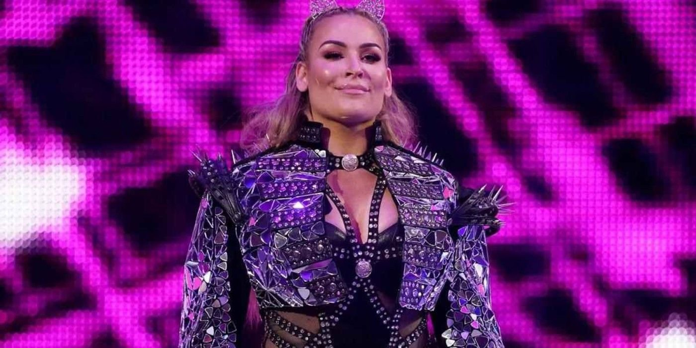 Natalya Injured On Raw, Match Changed On The Fly - cover