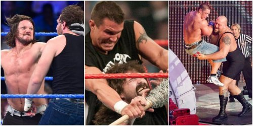 The 10 Best Backlash Matches In History, According To Cagematch.net