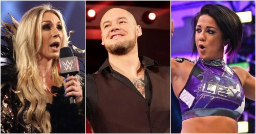 Some Big Names Are Missing From WrestleMania 37, And That's Okay