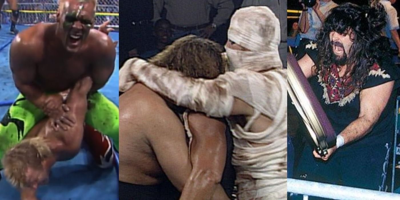 The 10 Funniest Moments In WCW History - cover
