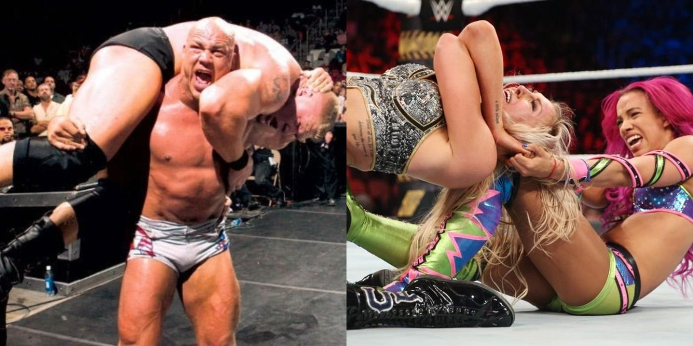 The Iron Man Match Is Actually One Of Wrestling's Worst Stipulations