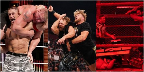 10 Times A Finisher Was Not Sold In Wrestling | TheSportster