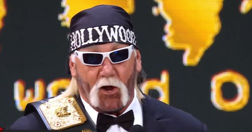 Hulk Hogan Admits During Hall Of Fame Speech The Real Reason He Joined NWO
