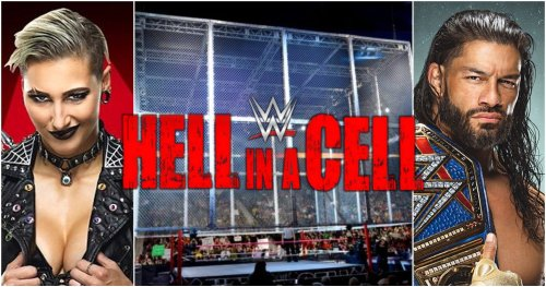 WWE Hell In A Cell 2021 Guide: Match Card, Predictions