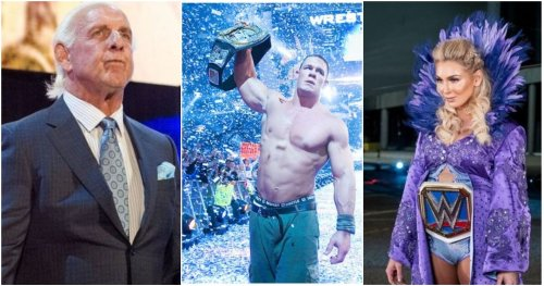 5 Wrestlers Who Should Break John Cena & Ric Flair's 16 World Title Record (& 5 Who Shouldn't)