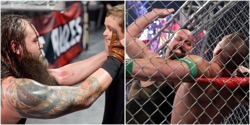 10 Worst Steel Cage Matches In WWE History