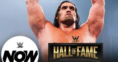 The Great Khali Joins WWE's 2021 Hall Of Fame Class