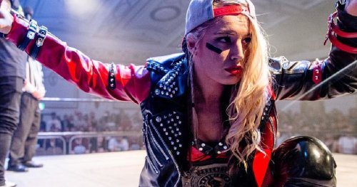WWE Female Performer Toni Storm Hints She's Dating Top Wrestling Star