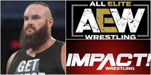 Braun Strowman's First Major Post-WWE Appearance Revealed [Report]