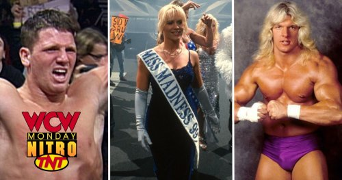10 Wrestlers You Didn't Know Competed On WCW Nitro | TheSportster
