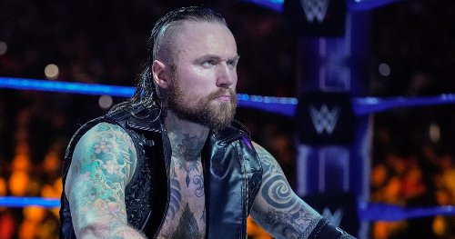 Update On Current Relationship Between Aleister Black And WWE
