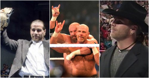 10 Most Embarrassing Moments In Shawn Michaels' Career
