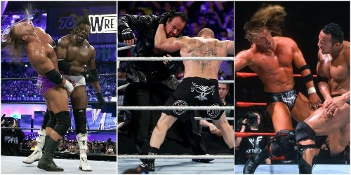 10 Great WWE Matches (Ruined By A Bad Finish) | TheSportster