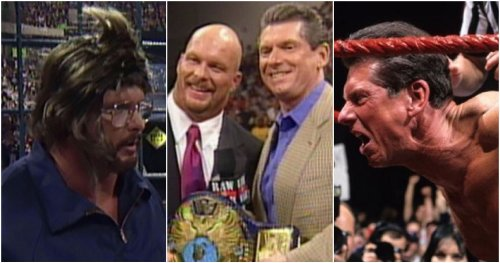 10 Awesome Stone Cold vs. Vince McMahon Moments You Forgot About