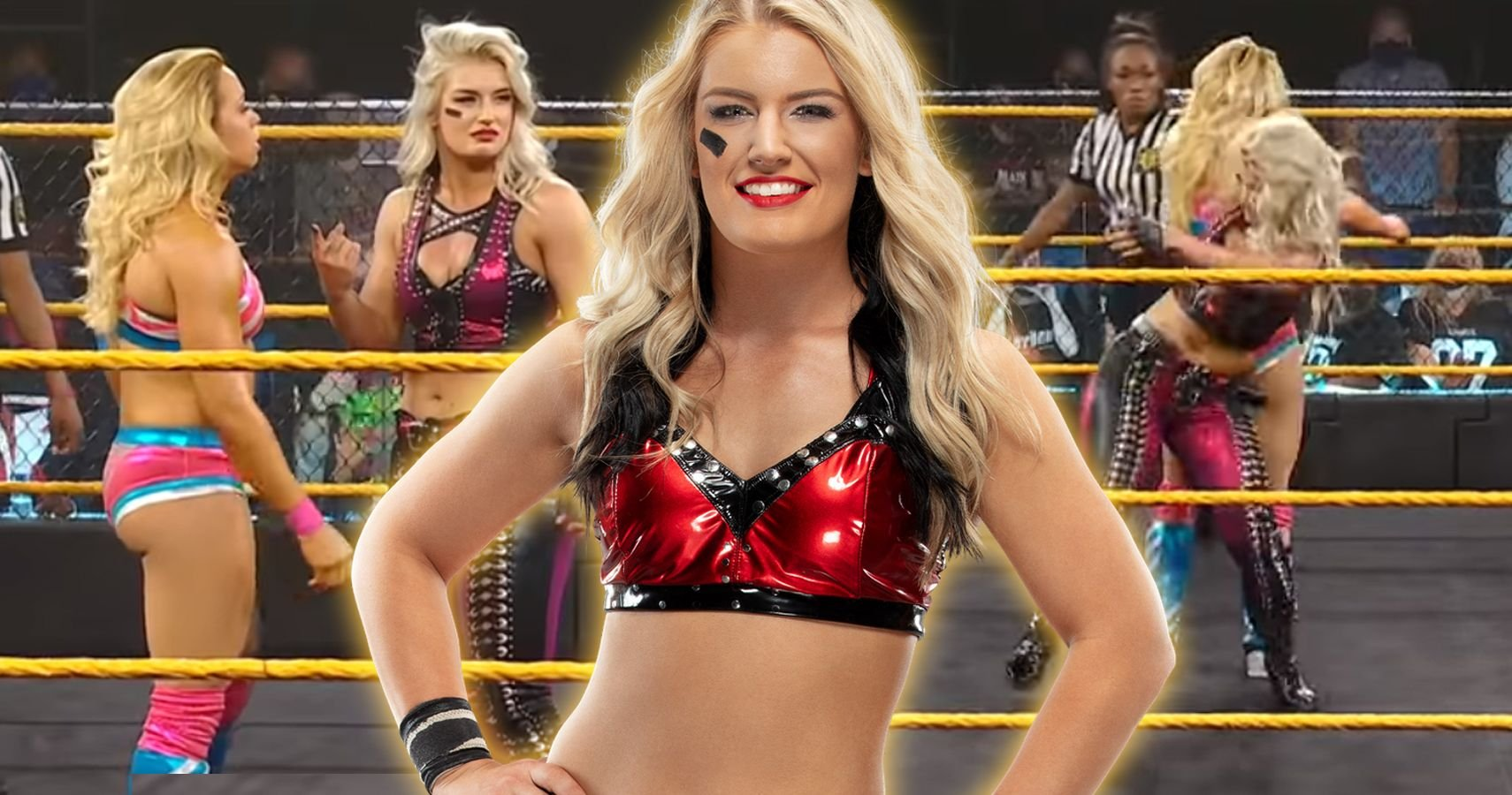 NXT's Toni Storm Just Debuted The Best New Finisher
