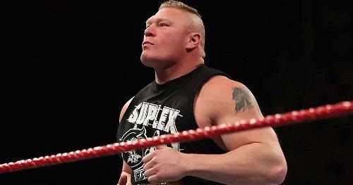 Brock Lesnar Has Returned To WWE's List Of Active Superstars