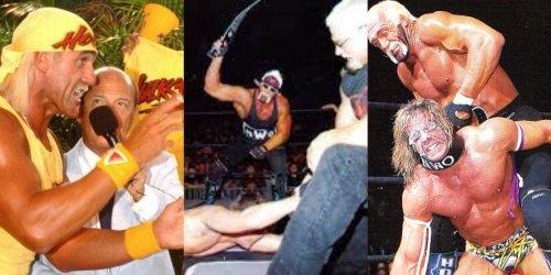 10 Ways Hulk Hogan Failed WCW | TheSportster