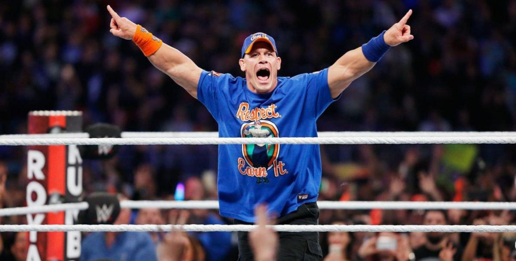 John Cena Could Headline SummerSlam!