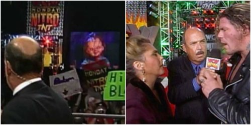 10 WCW Storylines So Bad They Embarrassed Fans
