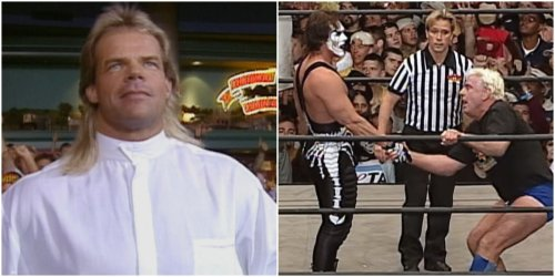 10 Backstage Stories About WCW Nitro We Can't Believe