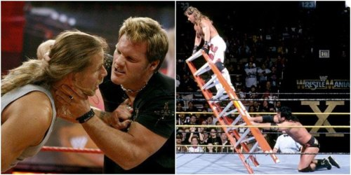 10 Most Brutal Bumps Of Shawn Michaels' Career