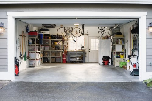 6 Clever Overhead Garage Storage Ideas for a Neater Space