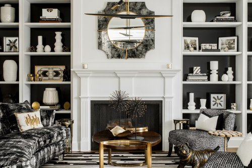 You'll Want To Grab The Paint After Seeing These Stunning Black Rooms