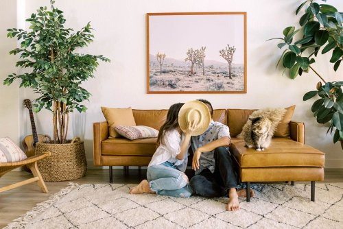 5 Ways to Design Your Living Room Based on Your Love Language