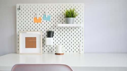 16 Brilliant Pegboard Ideas That Will Help You See Your Walls Differently