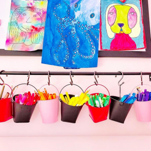 15 Craft Storage Ideas You'll Wish You Thought of Earlier