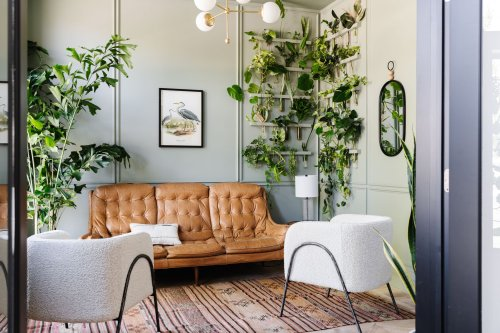The Sherwin-Williams Color of the Year 2022 Is Tailor-Made for Plant-Lovers