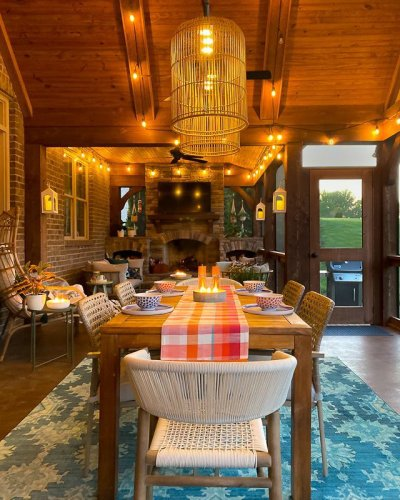 These 43 Spaces Prove That Screen Porches Are Truly Amazing