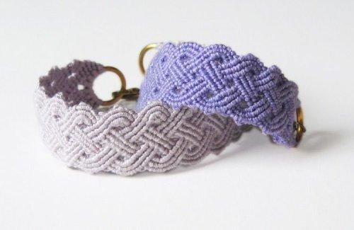 15 Chic Macrame Bracelet Patterns to Try