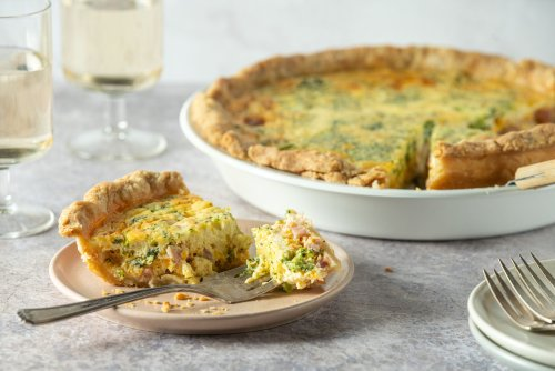 This Weekend, Try This Easy Quiche with Endless Variations